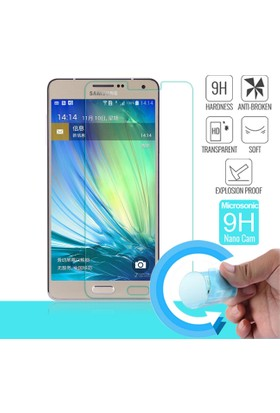 Microsonic Samsung Galaxy A7 Nano Cam Ekran koruyucu film