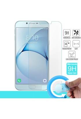 Microsonic Samsung Galaxy A8 2016 Nano Cam Ekran koruyucu film