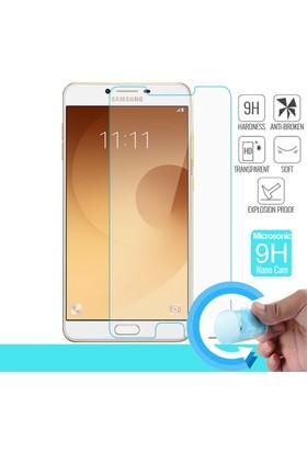 Microsonic Samsung Galaxy C9 Pro Nano Cam Ekran koruyucu film
