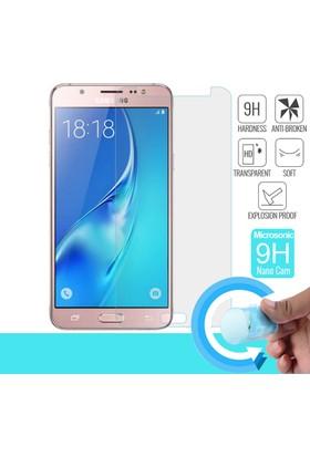 Microsonic Samsung Galaxy J5 2016 Nano Cam Ekran koruyucu film