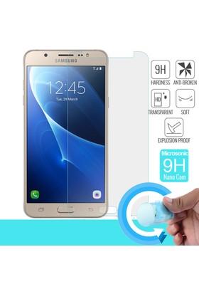 Microsonic Samsung Galaxy J7 2016 Nano Cam Ekran koruyucu film