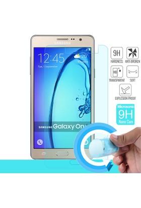 Microsonic Samsung Galaxy ON7 Nano Cam Ekran koruyucu film