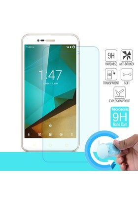 Microsonic Vodafone Smart Style 7 Nano Cam Ekran koruyucu film