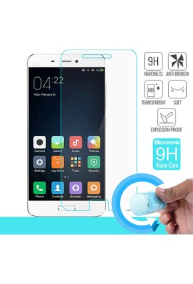 Microsonic Xiaomi Mi 5S Nano Cam Ekran koruyucu film