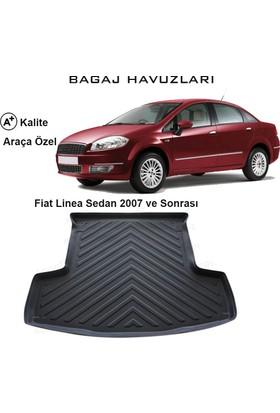 Gün-San Fiat Linea Sedan 2007 Ve Sonrası 3D Bagaj Havuzu