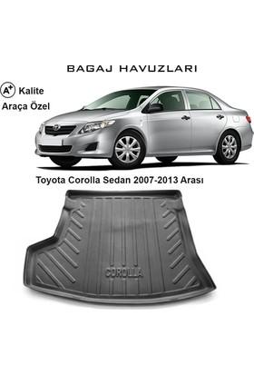 Gün-San Toyota Corolla Sedan 2007-2013 Arası 3D Bagaj Havuzu