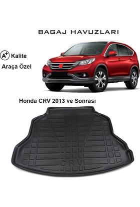 Gün-San Honda Crv 2013 Ve Sonrası 3D Bagaj Havuzu