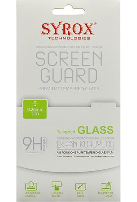 Syrox Samsung A8 Ekran Koruyucu