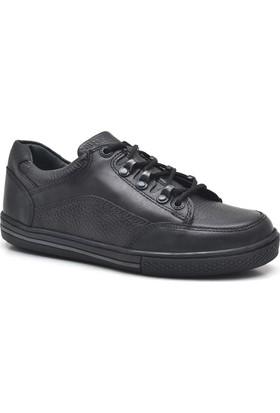 Raker® 3509-S1 %100 Deri Erkek Çocuk Ayakkabısı