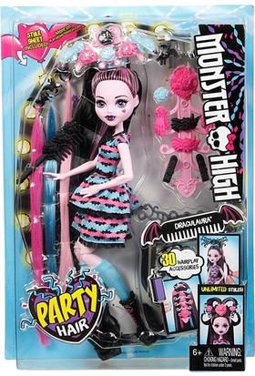 Monster High Saç Partisi Draculaura Dvh36