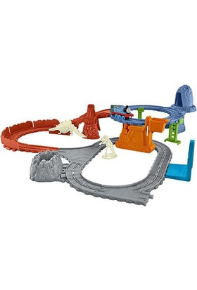 Thomas & Friends Adventures Dinozor Macerası Oyun Seti Fbc62