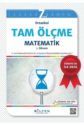Bilfen Yayınları 7. Sınıf Matematik Tam Ölçme