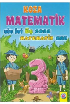 Koza Yayınları 3. Sınıf Bir İki Üç Sobe Matematik Ebe