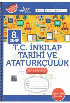 Asel Yayınları 8. Sınıf Tc İnkılap Tarihi ve Atatürkçülük Defteraktif