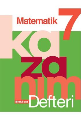 Bloktest Yayınları 7. Sınıf Matematik Kazanım Defteri