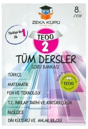 Zeka Küpü Yayınları 8. Sınıf Tüm Dersler Soru Bankası Teog 2