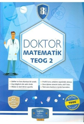 Asistan Yayınları 8. Sınıf Matematik Doktor