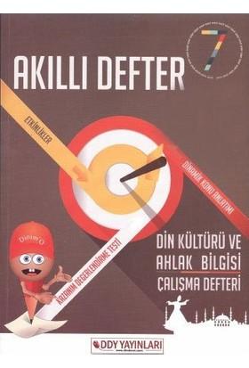 Ddy Yayınları 7. Sınıf Din Kültürü ve Ahlak Bilgisi Akıllı Defter