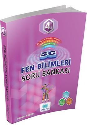Sözün Özü Yayınları 4. Sınıf Fen Bilimleri 5G Soru Bankası