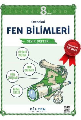 Bilfen Yayınları 8. Sınıf Fen Seyir Defteri