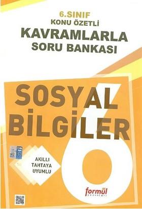 Formül Yayınları 6. Sınıf Sosyal Bilgiler Konu Özetli Soru Bankası