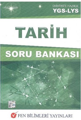 Fen Bilimleri Yayınları Ygs - Lys Tarih Soru Bankası