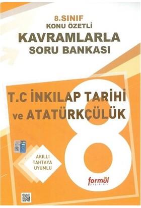 Formül Yayınları 8. Sınıf İnkılap Tarihi ve Atatürkçülük Soru Bankası