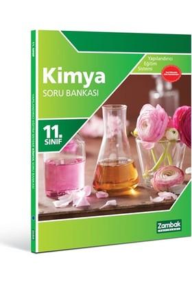 Zambak Yayınları 11. Sınıf Kimya Soru Bankası
