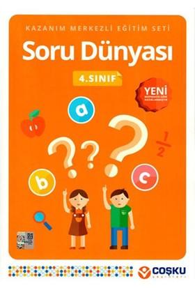 Coşku Yayınları 4. Sınıf Soru Dünyası