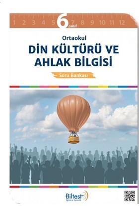 Biltest Yayınları 6. Sınıf Din Kültürü ve Ahlak Bilgisi Soru Bankası