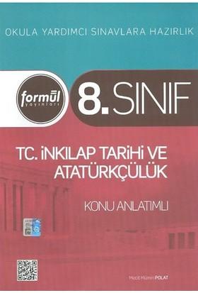 Formül Yayınları 8. Sınıf TC İnkılap Tarihi ve Atatürkçülük Konu Anlatımlı