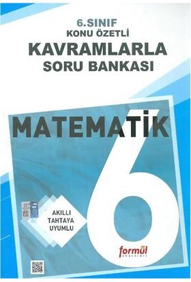 Formül Yayınları 6. Sınıf Matematik Konu Özetli Kavramlarla Soru Bankası