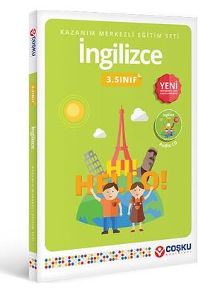 Coşku Yayınları 3. Sınıf Kames İngilizce