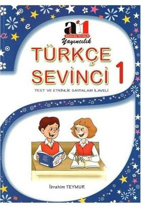 A1 Yayıncılık 1. Sınıf Türkçe Sevinci