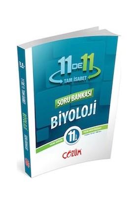 Çözüm Yayınları 11. Sınıf Biyoloji Soru Bankası