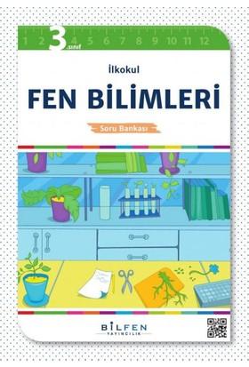 Bilfen Yayınları 3. Sınıf Fen Bilimleri Soru Bankası