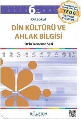 Bilfen Yayınları 6. Sınıf Din Kültürü Teog-1 10Lu Deneme