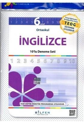 Biltest Yayınları 6. Sınıf İngilizce Teog 10Lu Deneme
