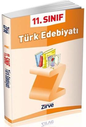Zirve Yayınları 11. Sınıf Türk Edebiyatı