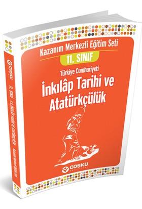 Coşku Yayınları 11. Sınıf Kames İnkilap Tarihi ve Atatürkçülük