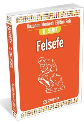 Coşku Yayınları 11. Sınıf Kames Felsefe