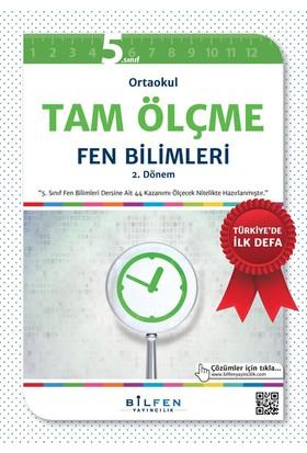 Bilfen Yayınları 5. Sınıf Tam Ölçme Fen Bilimleri Soru Bankası