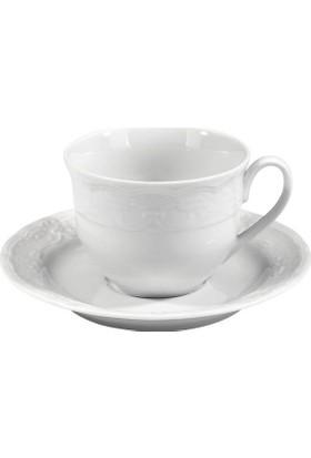 Kütahya Porselen 12 Parça 6 Kişilik Lalezar Kahve Fincan Takımı