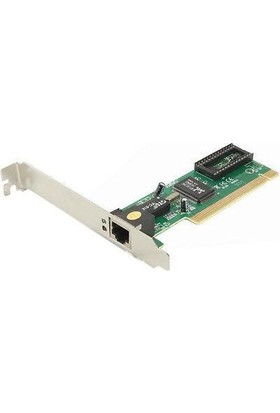 Alfais 4541 Pci Ethernet Kartı Lan İnternet Masaüstü Anakart İçin