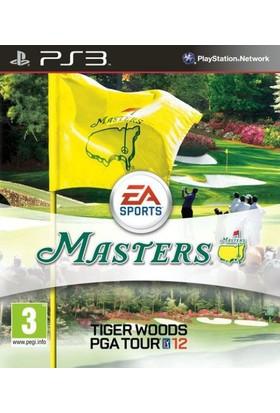 Tiger Woods Pga Tour 12 Masters Ps3