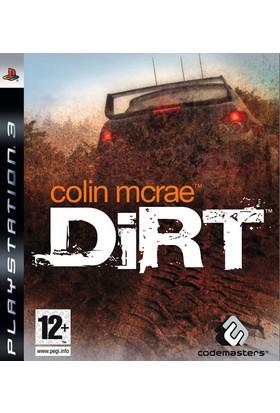Colin Mcrae Dirt Ps3