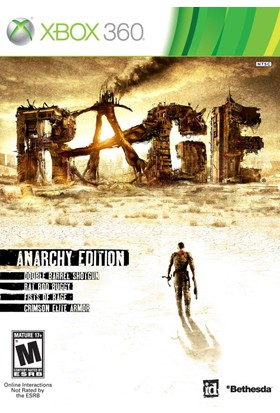 Rage Anarchy Edition Xbox 360