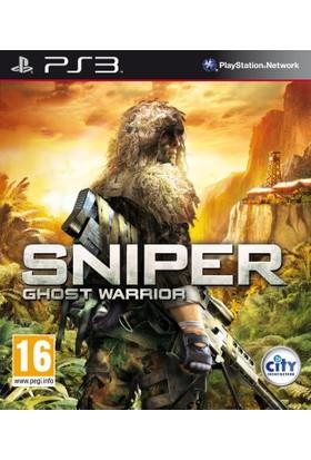 Sniper Ghost Warrior Ps3
