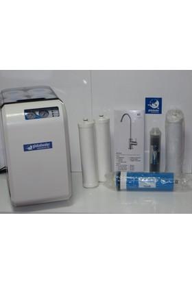 Global Water Solutions İçme Suyu Arıtma Cihazı 5 Aşamalı 400 Galon Kapasiteli