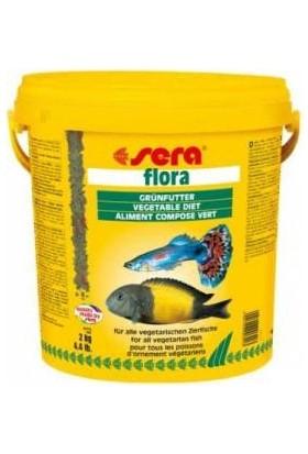 Sera Flora 100Gr Bitkisel Balık Yemi